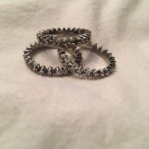 Crown Design Ring Size 12
